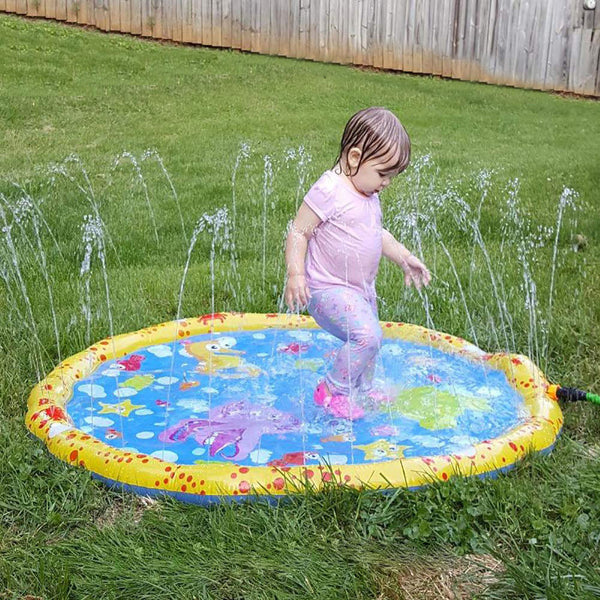 Outdoor Lawn Beach Water Spray mat