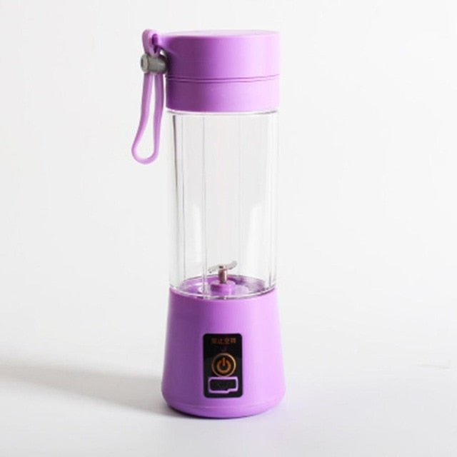 Portable USB Electric Juice Maker Blender