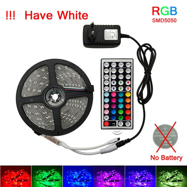 RGB LED Strip Light SMD2835 5050