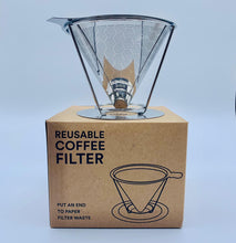 Load image into Gallery viewer, Reusable Coffee Filter - Zero Waste Club