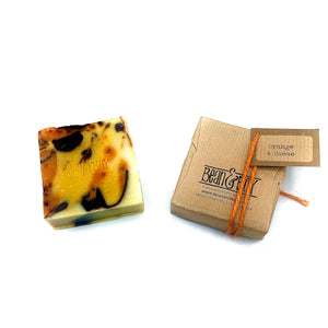 Orange & Cacao Soap - Bean & Boy 110g