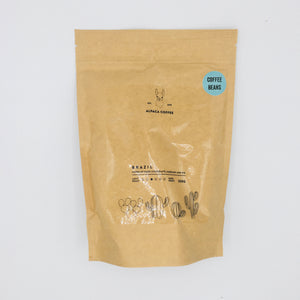Brazilian Coffee 250g - Alpaca Coffee