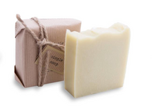 Load image into Gallery viewer, Avocado & Shea Butter Unscented Soap & Shampoo Bar - Bean and Boy 110g