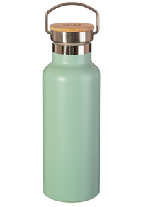 Green Water Bottle - Sass & Belle