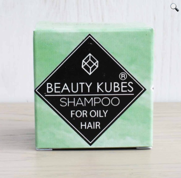 Beauty Kubes Shampoo For Oily Hair