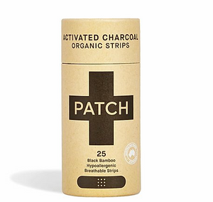 PATCH Activated Charcoal Plaster Strips x 25
