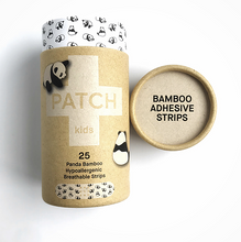 Load image into Gallery viewer, Patch Strips Plasters x 25 - Pandas