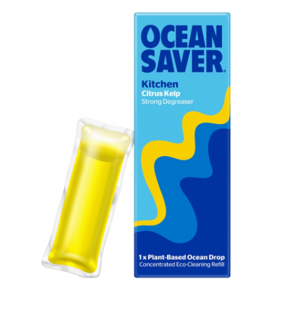 Ocean Saver Kitchen Cleaner Drops - Citrus Kelp