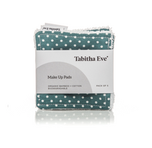 Load image into Gallery viewer, Organic Bamboo & Cotton Make Up Pads 3 pack - Tabitha Eve