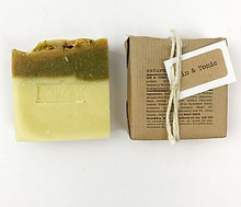 Load image into Gallery viewer, Gin & Tonic Soap - Bean & Boy 110g