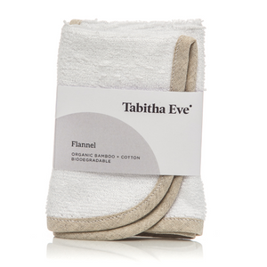 Bamboo and Linen Flannel - Tabitha Eve