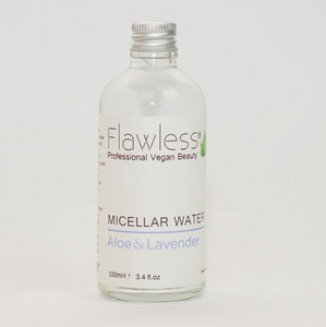 Micellar Water - Aloe & Lavender 100ml - Flawless