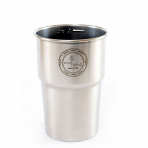 Stainless Steel Pint Cup - Eco Living