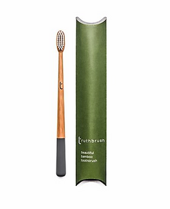 Bamboo Toothbrush with Plant Based Bristles - Truthbrush