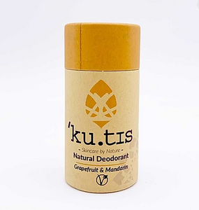 Natural Vegan Deodorant - Kutis Skincare - Available in 5 Scents