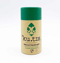 Load image into Gallery viewer, Natural Vegan Deodorant - Kutis Skincare - Available in 4 Scents