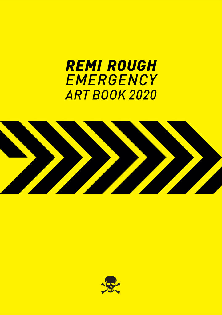 REMI ROUGH EMERGENCY ART BOOK 2020