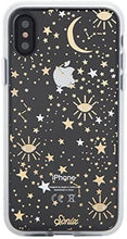 Load image into Gallery viewer, Sonix (Stars, Gold, Silver) Cell iPhone X, XS Case, Military Drop Test Certified
