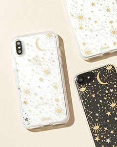 Sonix (Stars, Gold, Silver) Cell iPhone X, XS Case, Military Drop Test Certified