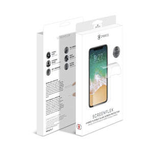 Apple iPhone 7 / 8 Flexible Tempered Glass - Screenflex