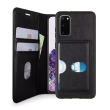 Load image into Gallery viewer, Samsung Galaxy S20 - Bond II Vegan Folio Wallet Case