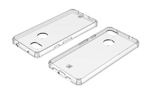 Google Pixel 4 - Fremont Clear Tough Case