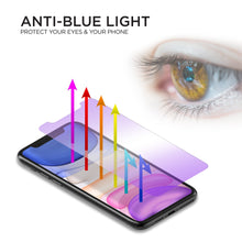 Load image into Gallery viewer, iPhone XR Anti-Blue Light Tempered Glass