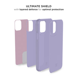iPhone 11 Pro Max - Magneto Car Mount Holder Case - Purple