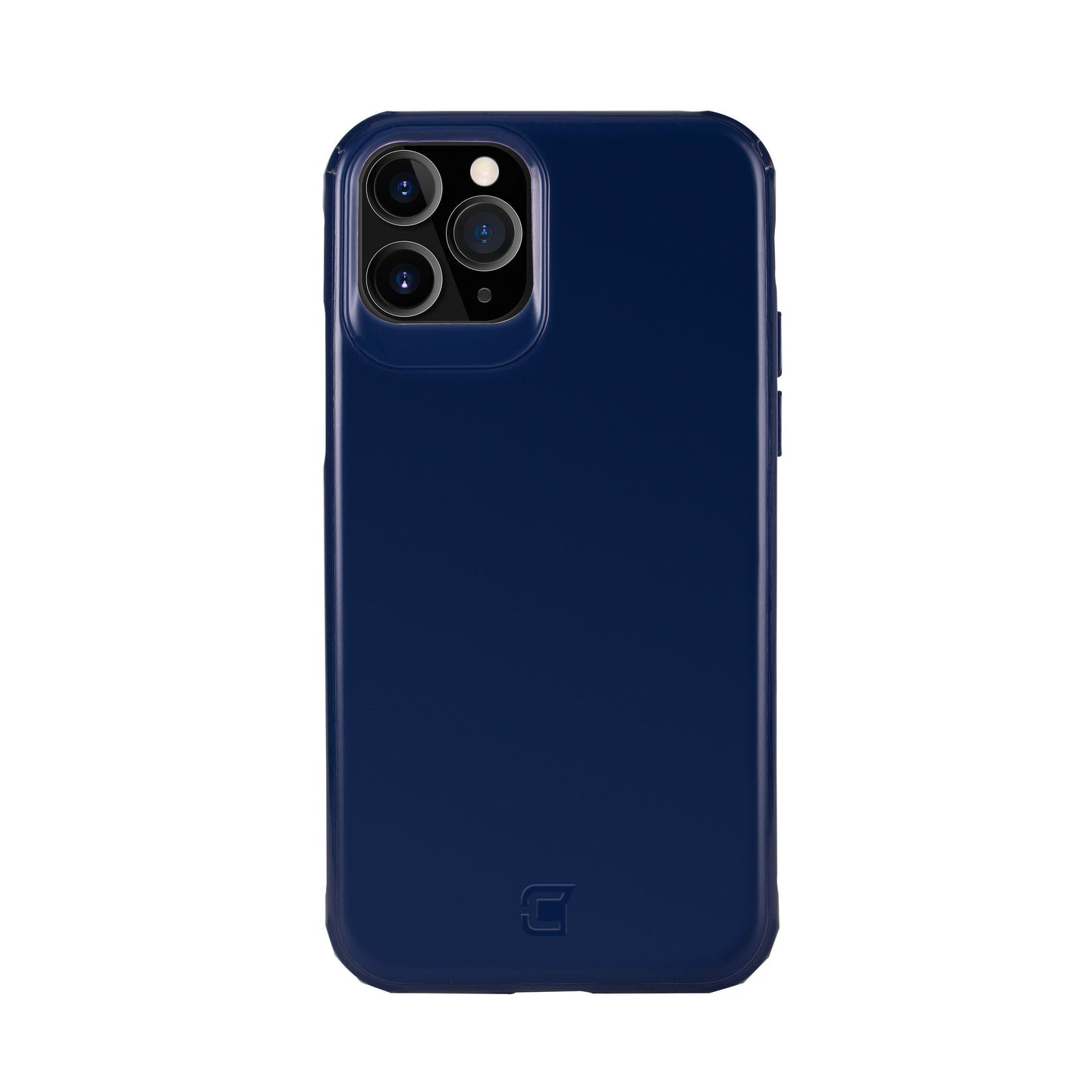iPhone 11 Pro - Magneto Car Mount Holder Case - Navy Blue