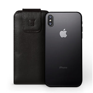 iPhone XR - Vertical Holster Pouch (fits with Fremont Case)