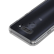 Load image into Gallery viewer, LG Q60 - Fremont Clear Tough Case
