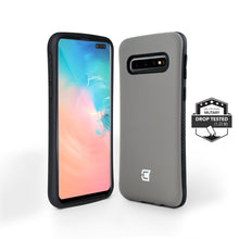 Load image into Gallery viewer, Samsung Galaxy S10 Rugged Protective Case - Gun Metal