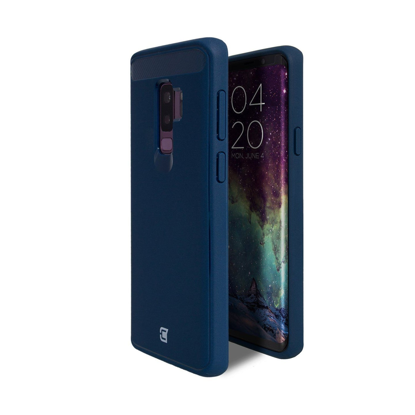 Samsung Galaxy S9 - Skin Shield Case - Navy