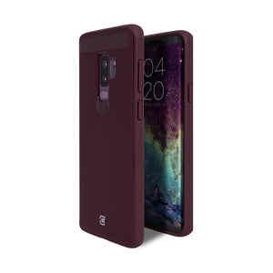 Samsung Galaxy S9 - Skin Shield Case - Maroon