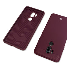 Load image into Gallery viewer, LG G7 ThinQ - Skin Shield Case - Maroon