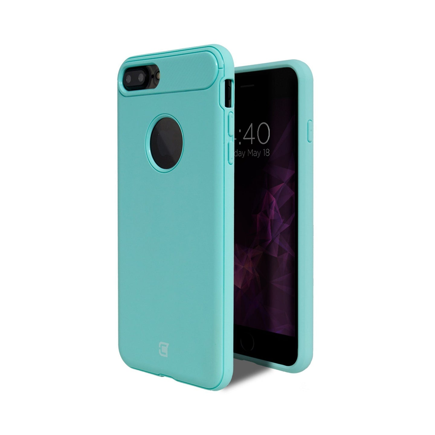 iPhone 7 / 8 - Skin Shield Case - Turquoise
