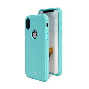 iPhone X / XS - Skin Shield Case - Turquoise