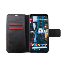 Load image into Gallery viewer, Google Pixel 2 - Bond Magnetic Folio Wallet Case