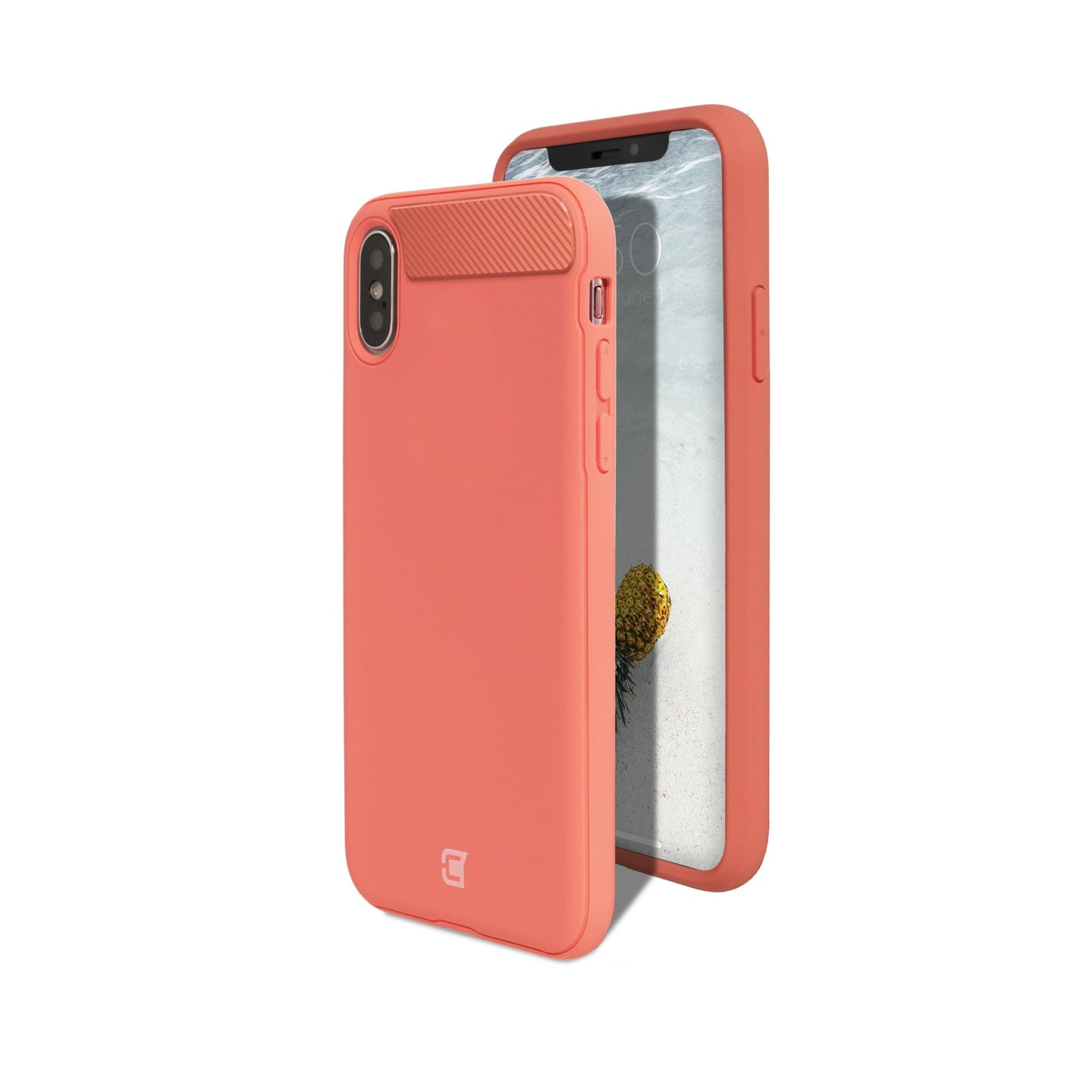 iPhone XS Max - Skin Shield Case - Pink