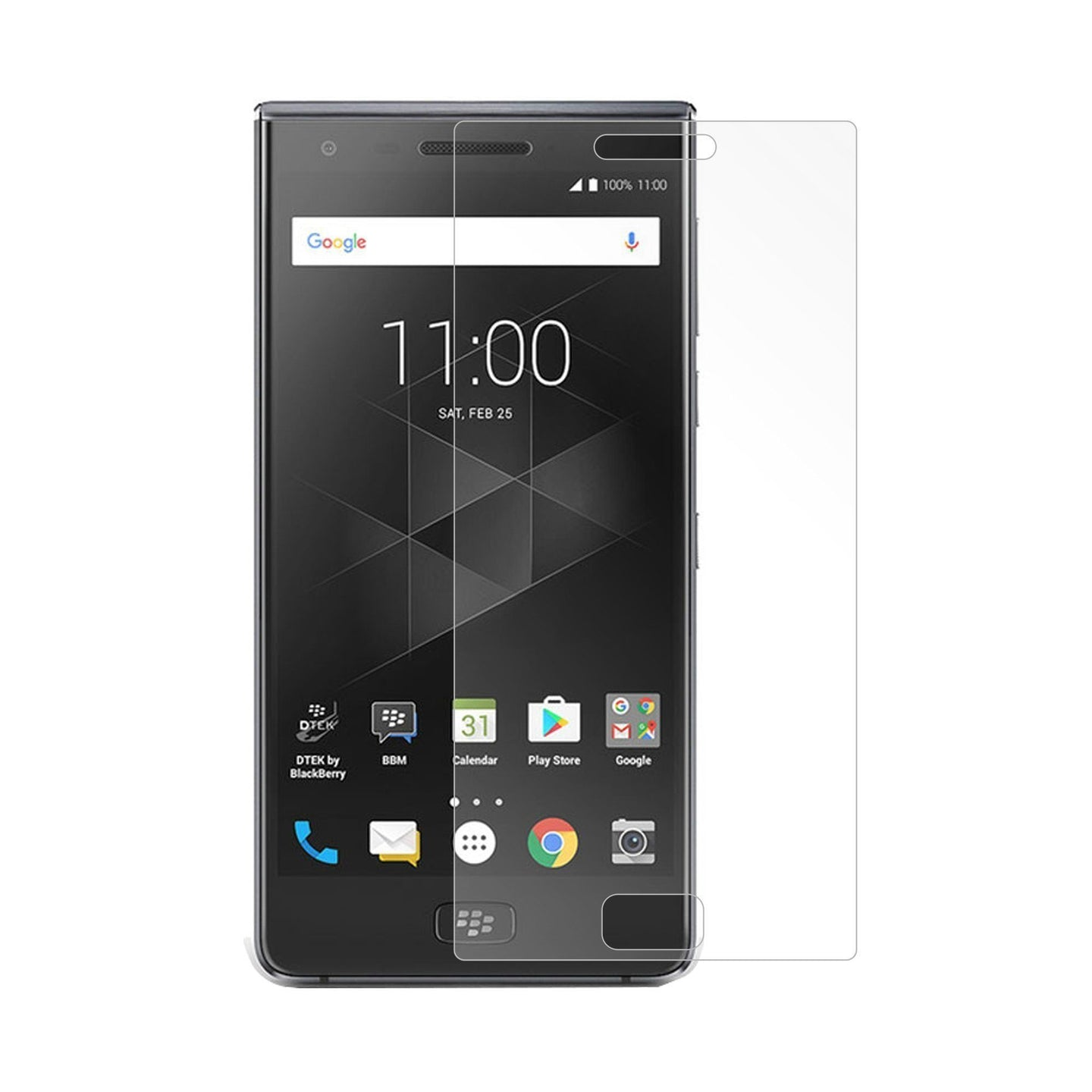 BlackBerry Motion Tempered Glass - Screen Patrol