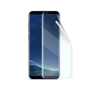 Samsung S8 Plus Curved Full Adhesive Tempered Glass - Screenflex