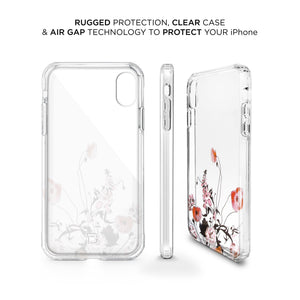 iPhone XS / X Slim Clear Protective Case