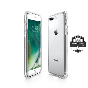 iPhone 8 / 7 Slim Clear Protective Case - Clear