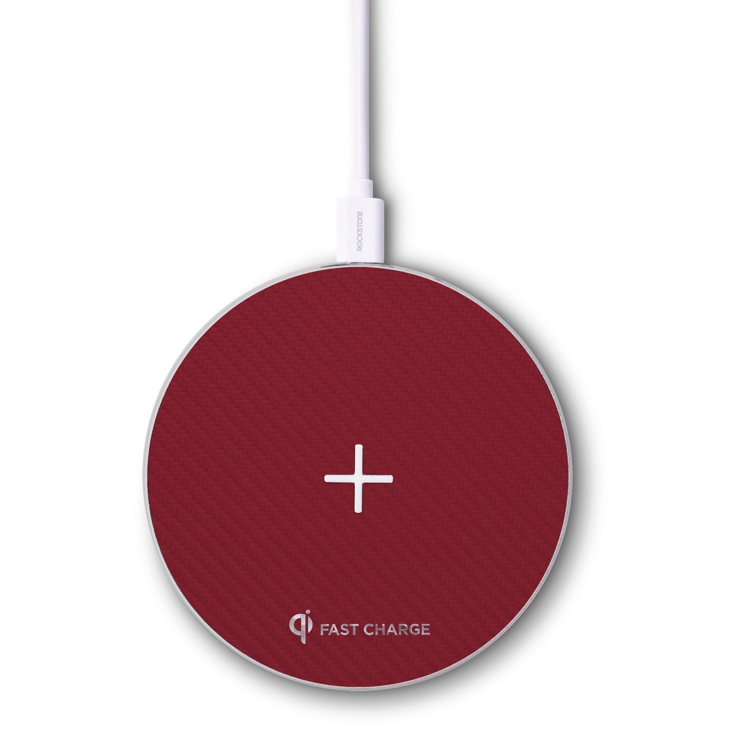 Fast Wireless Charger - Stealth - Red