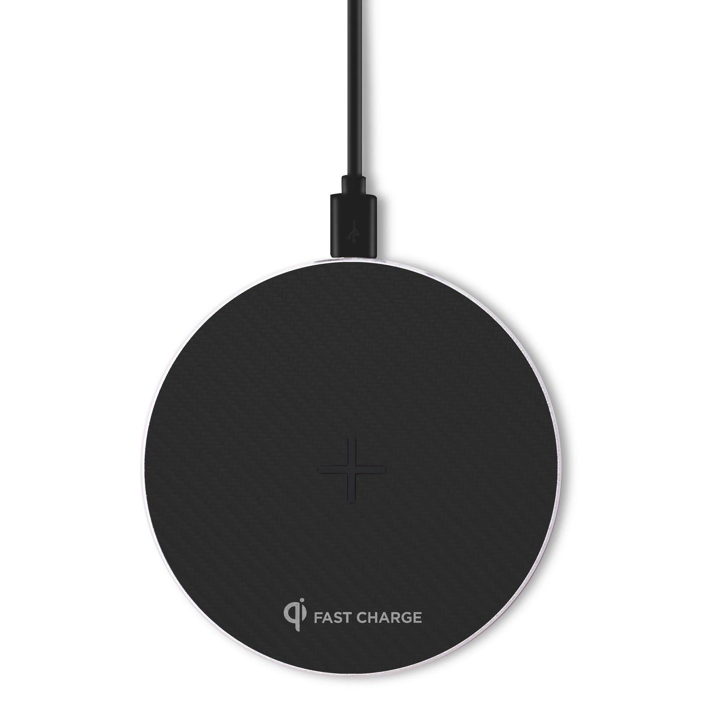 Fast Wireless Charger - Stealth - Black