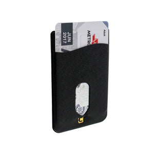 Premium Stick on Universal Phone Wallet - Phone Ninja
