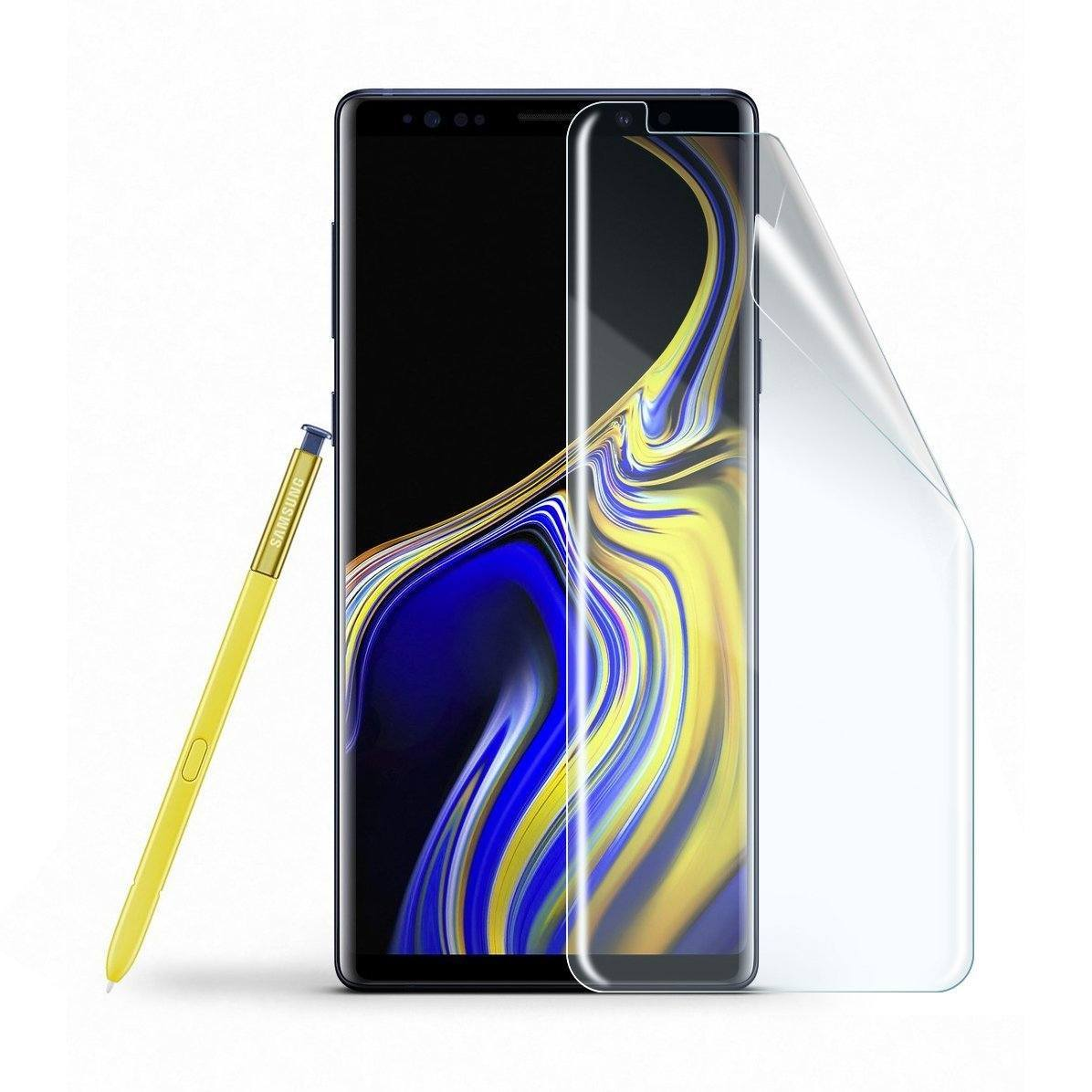 Samsung Note 9 Flexible Tempered Glass - Screenflex