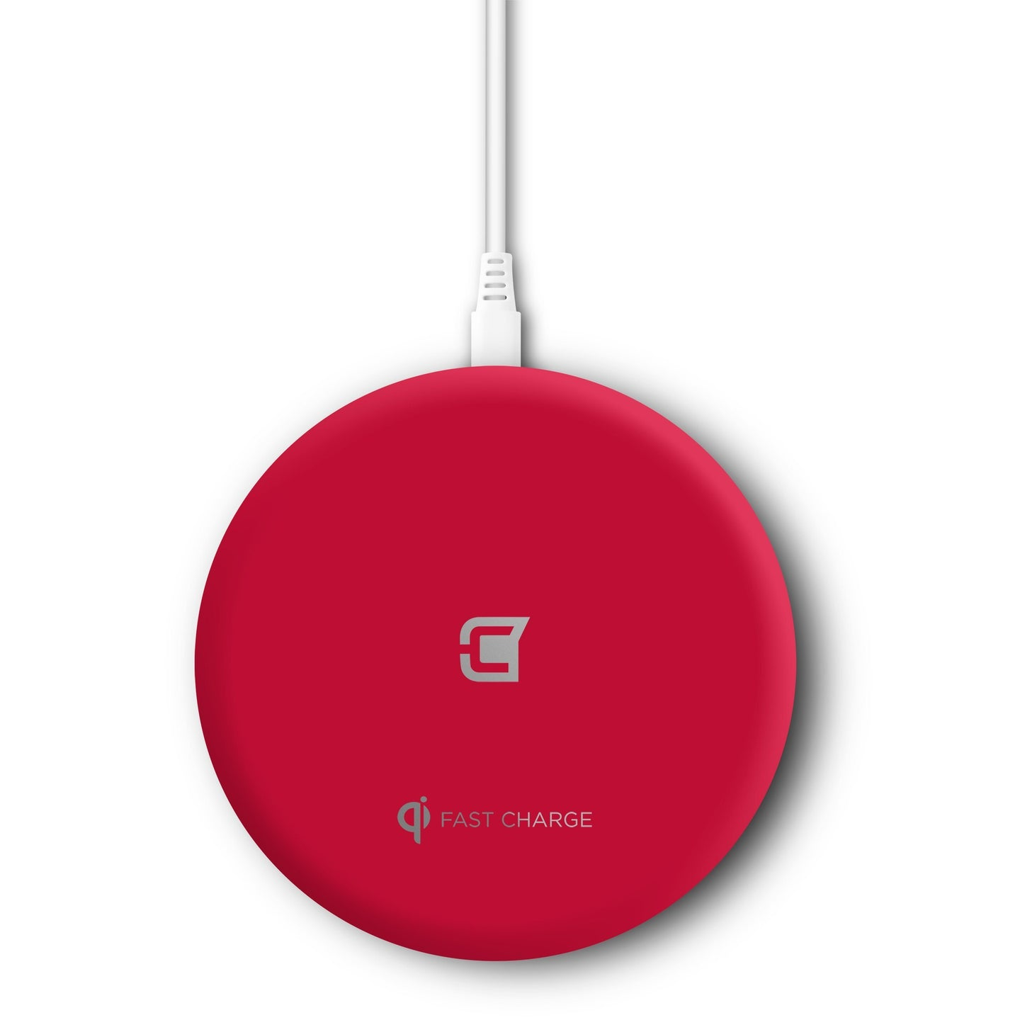 Super Fast Wireless Charger - Nitro II - Apple Red | App Store Canada