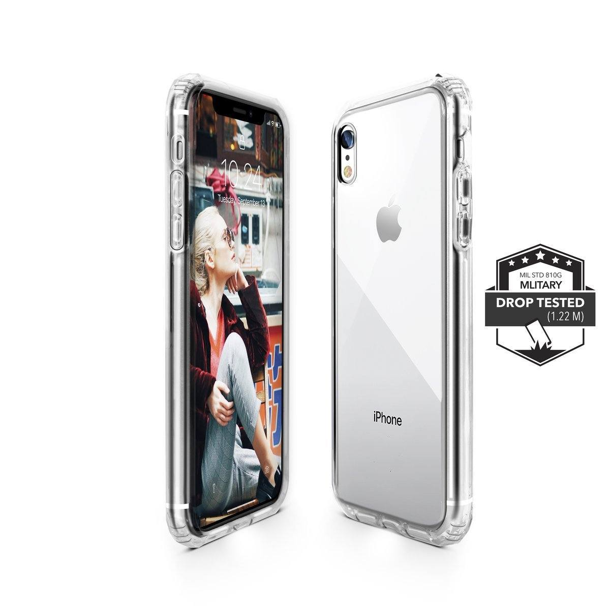 iPhone XR Slim Clear Protective Case