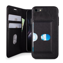 Load image into Gallery viewer, iPhone 8 / 7 - Bond II Vegan Folio Wallet Case